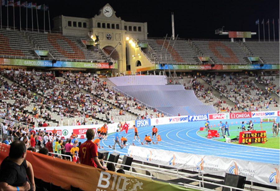 Pruebas de atletismo durante los Campeonatos Europeos de Atletismo Barcelona 2010