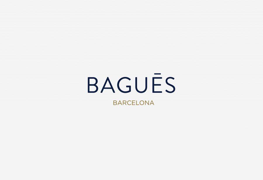 Logotipo BAGUÉS Barcelona