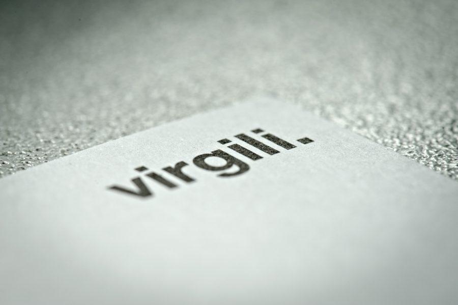 Logotipo virgili.