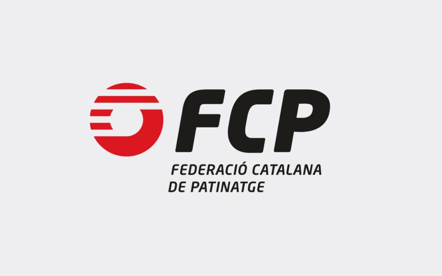 Logotipo FCP Federació Catalana de Patinatge