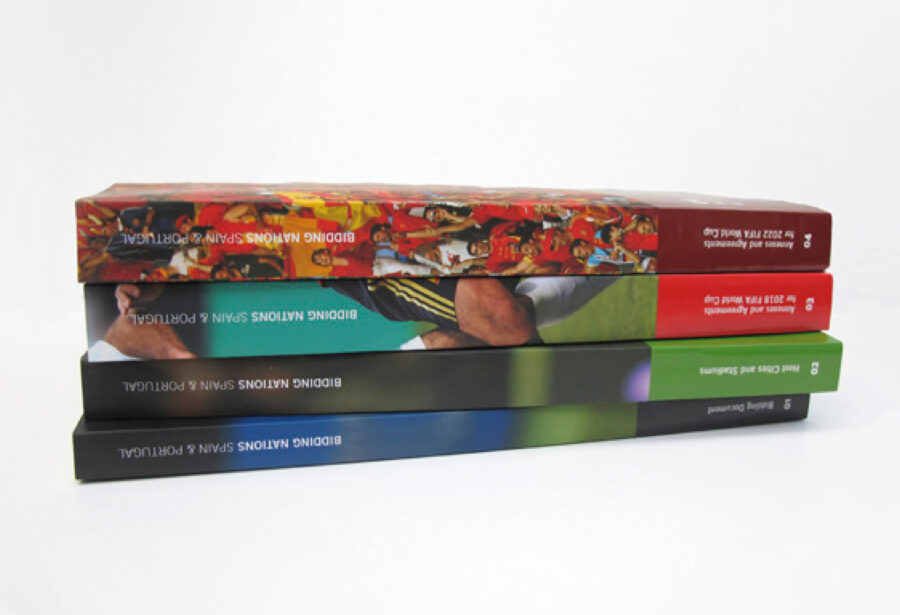 Libro de la candidatura de la copa mundial de fútbol