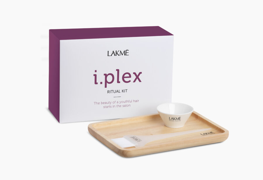 Packaging LAKMÉ i.plex